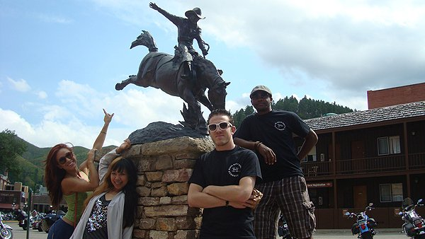 2013-08-09 Liquid Blue Band in Deadwood SD 008