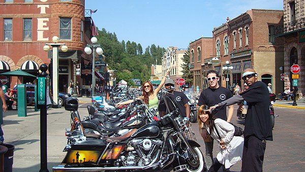 2013-08-09 Liquid Blue Band in Deadwood SD 012