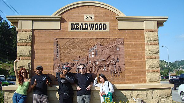2013-08-09 Liquid Blue Band in Deadwood SD 014