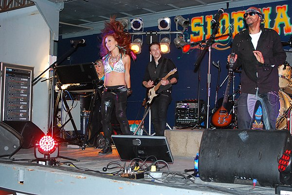 2013-08-09 Liquid Blue Band in Sturgis SD at Side Hack 049