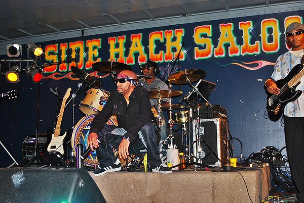 2013-08-09 Liquid Blue Band in Sturgis SD at Side Hack 174