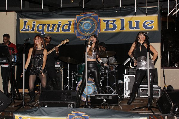 2013-08-28 Liquid Blue Band in Ontario CA at Misty's Lounge 000