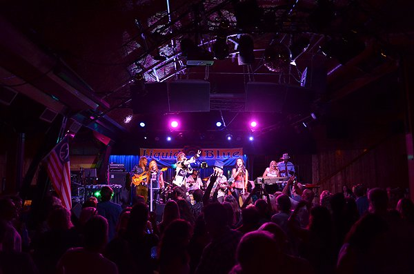 2013-09-20 Liquid Blue Band in Solana Beach CA at Belly Up Tavern 065