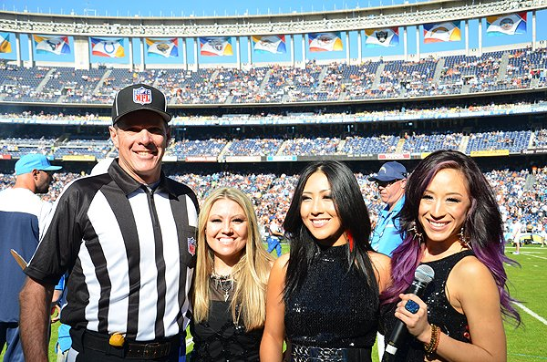 2013-12-01 Liquid Blue Band in San Diego CA at Qualcomm Stadium 008