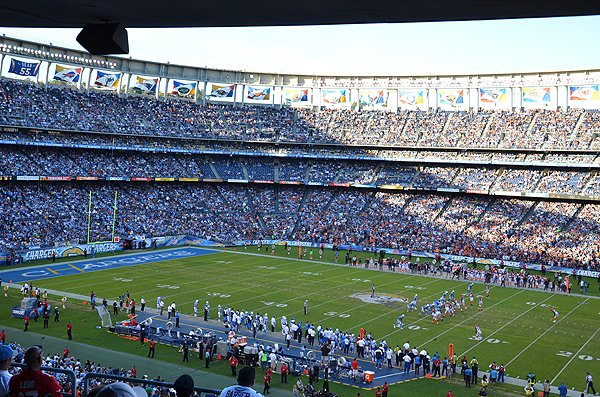 2013-12-01 San Diego CA Qualcomm Stadium 004