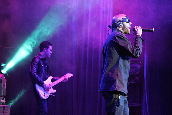 2013-12-08 Liquid Blue Band in Alpine Ca at Viejas Casino 012