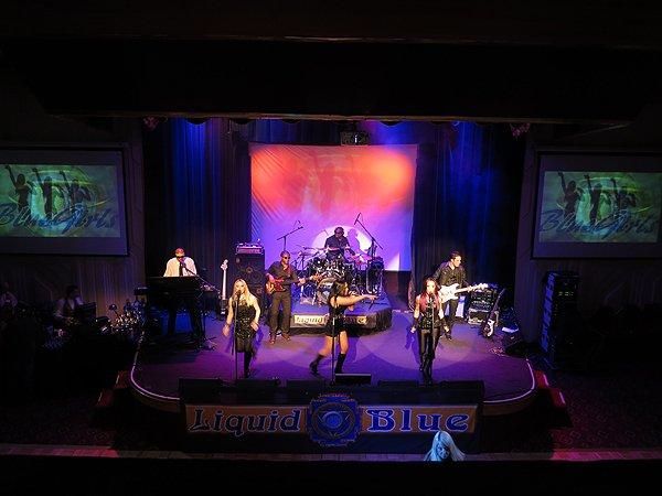 2013-12-31 Liquid Blue Band in Jackpot NV at Cactus Pete's Resort Casino 004
