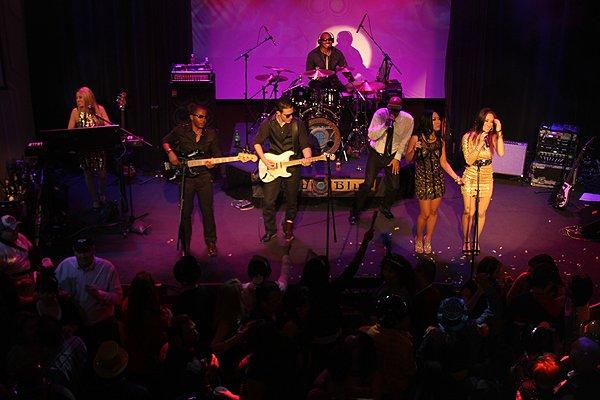 2013-12-31 Liquid Blue Band in Jackpot NV at Cactus Pete's Resort Casino 260