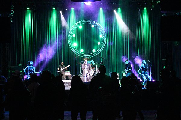 2014-02-08 Liquid Blue Band in Alpine CA at Viejas Casino 135