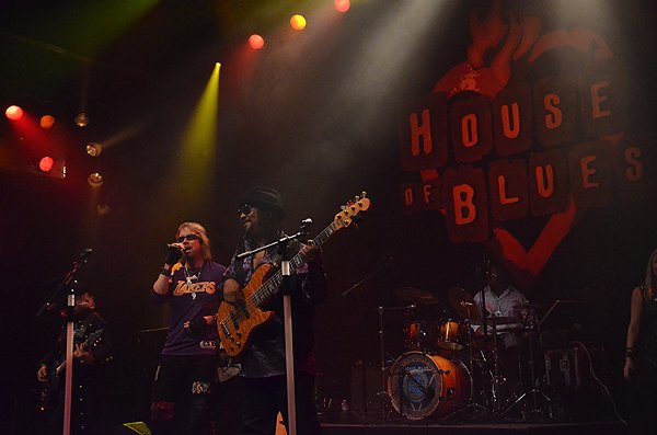 2014-02-11 Liquid Blue Band in West Hollywood CA at House of Blues 041
