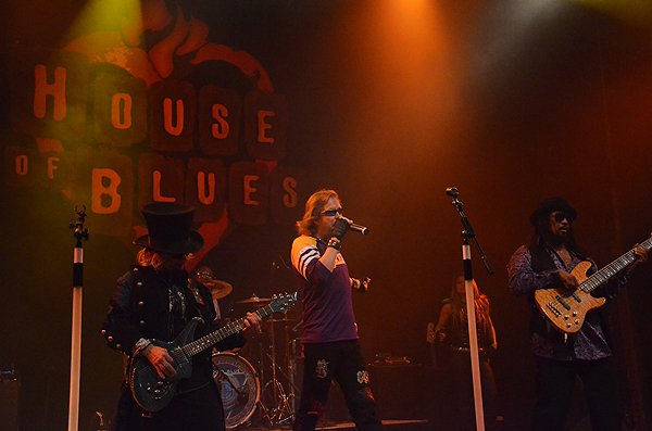 2014-02-11 Liquid Blue Band in West Hollywood CA at House of Blues 052