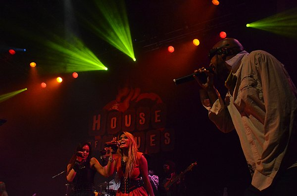 2014-02-11 Liquid Blue Band in West Hollywood CA at House of Blues 138
