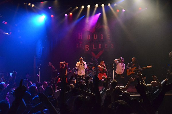 2014-02-11 Liquid Blue Band in West Hollywood CA at House of Blues 285