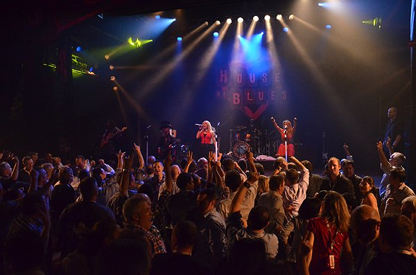 2014-02-11 Liquid Blue Band in West Hollywood CA at House of Blues 344