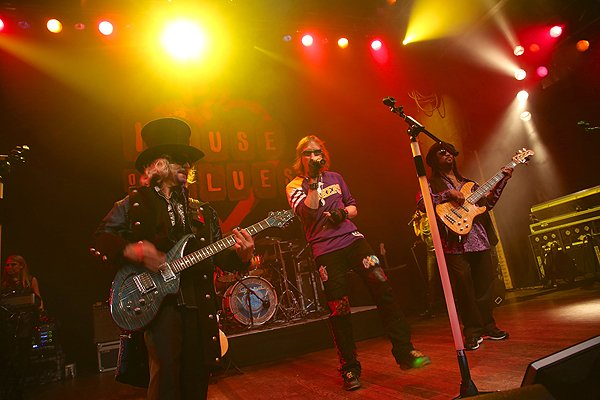 2014-02-11 Liquid Blue Band in West Hollywood CA at House of Blues 362