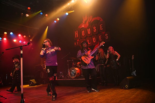 2014-02-11 Liquid Blue Band in West Hollywood CA at House of Blues 364
