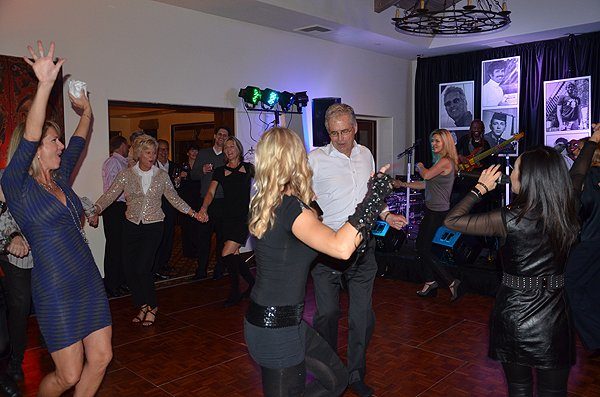 2014-03-01 Liquid Blue Band in Rancho Santa Fe CA at RSF Golf Club 028