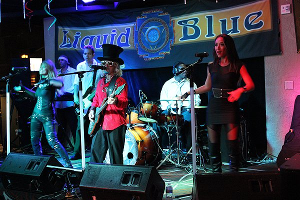 2014-05-30 Liquid Blue Band in Ontario CA at Misty's Lounge 119