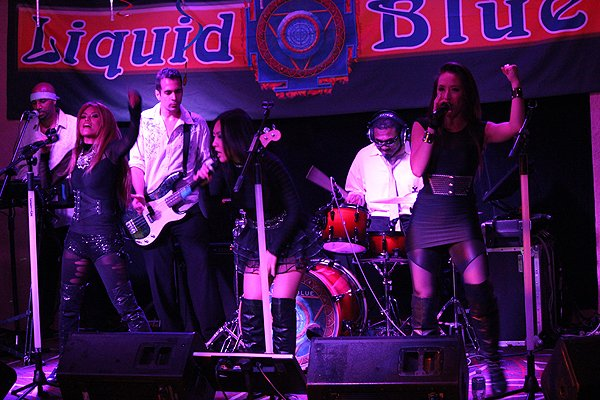 2014-05-30 Liquid Blue Band in Ontario CA at Misty's Lounge 134