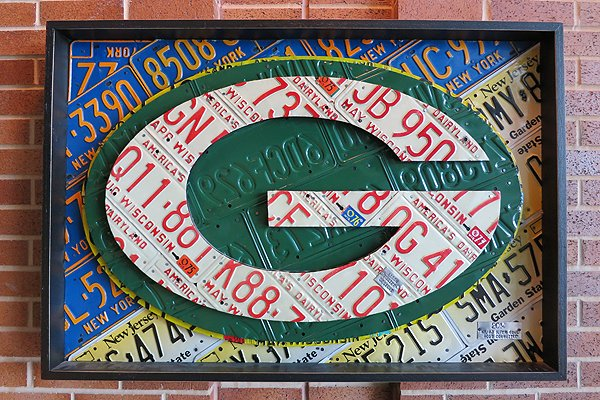 2014-06-05 Green Bay Packers Artwork