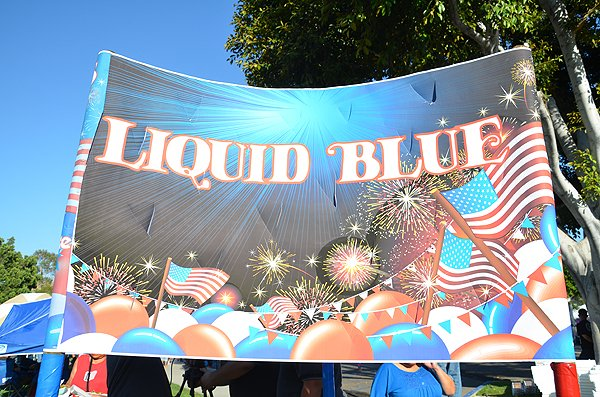 2014-07-03 Liquid Blue Norwalk Event Sign 001