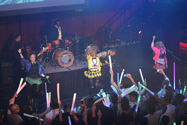 2014-07-11 Liquid Blue Band in Los Angeles CA at Belasco Theater 225
