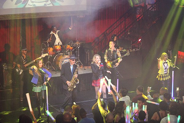 2014-07-11 Liquid Blue Band in Los Angeles CA at Belasco Theater 246