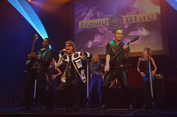2014-07-14 Liquid Blue Band in Los Angeles CA at Belasco Theater 388