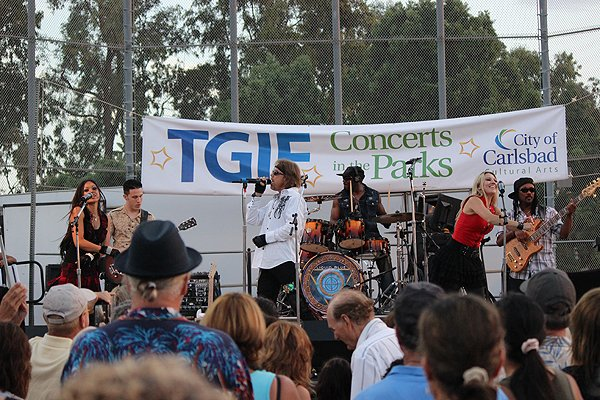 2014-07-25 Liquid Blue Band in Carlsbad CA at Pointsettia Park 005