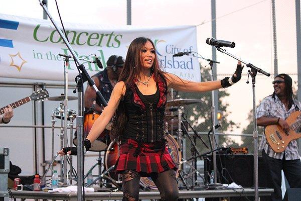 2014-07-25 Liquid Blue Band in Carlsbad CA at Pointsettia Park 021