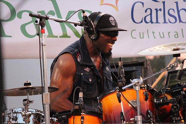 2014-07-25 Liquid Blue Band in Carlsbad CA at Pointsettia Park 063