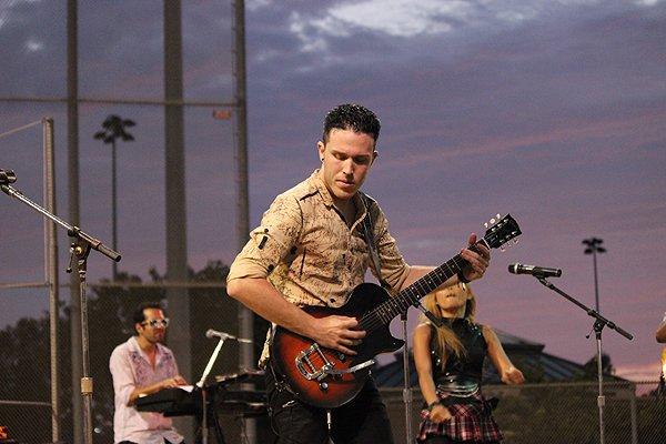 2014-07-25 Liquid Blue Band in Carlsbad CA at Pointsettia Park 106