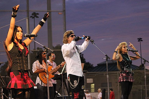 2014-07-25 Liquid Blue Band in Carlsbad CA at Pointsettia Park 138