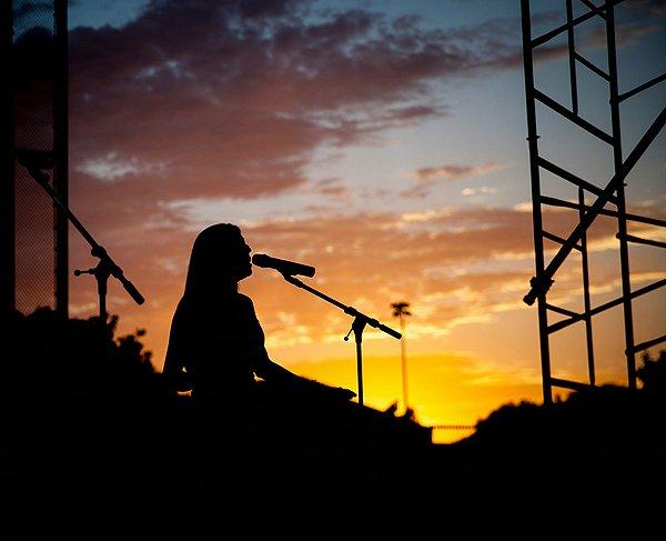 2014-07-25 Liquid Blue Band in Carlsbad CA at Pointsettia Park 365