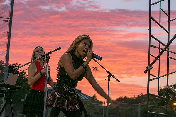 2014-07-25 Liquid Blue Band in Carlsbad CA at Pointsettia Park 395