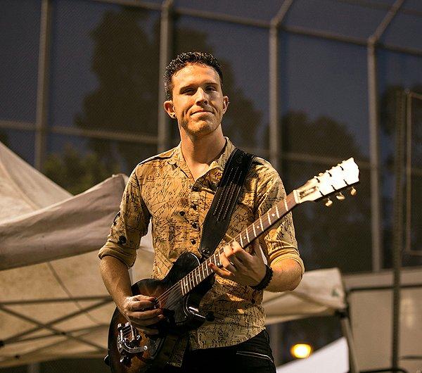 2014-07-25 Liquid Blue Band in Carlsbad CA at Pointsettia Park 418