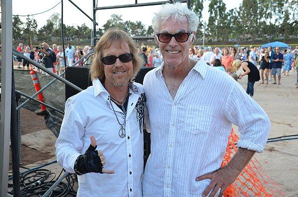 2014-07-25 Liquid Blue Band in Carlsbad CA with Rob Hagey