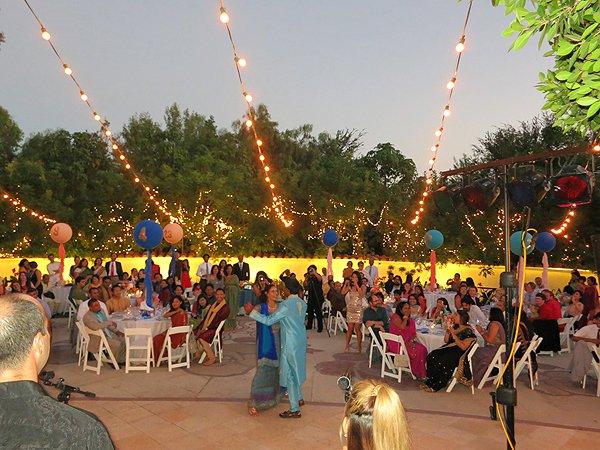 2014-08-16 Amal and Esha First Dance