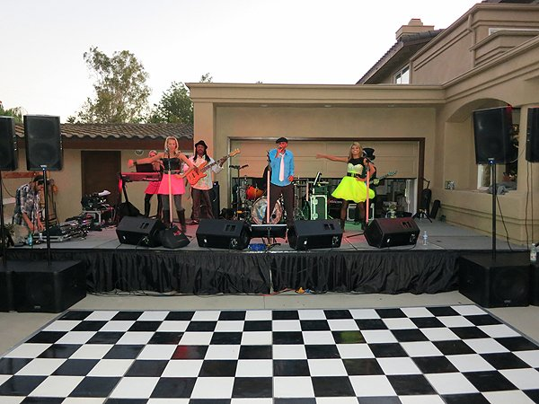 2014-08-22 Liquid Blue Band in Poway CA at Schack Residence 007
