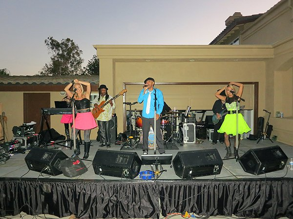 2014-08-22 Liquid Blue Band in Poway CA at Schack Residence 019