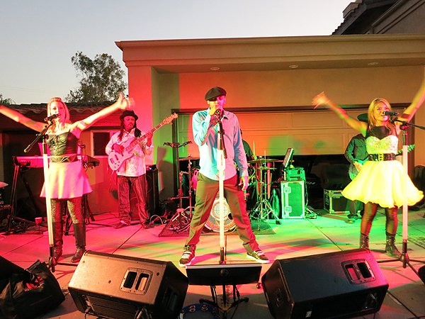 2014-08-22 Liquid Blue Band in Poway CA at Schack Residence 023