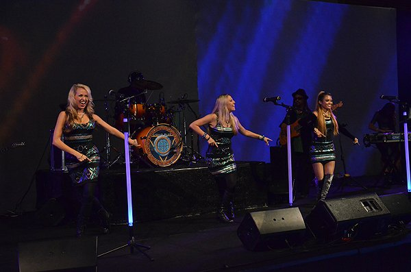 2014-10-24 Liquid Blue Band in San Diego CA at Hilton Bayfront 049