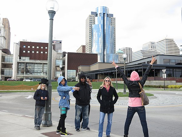 2014-11-01 Liquid Blue Band in Cincinnati OH 009