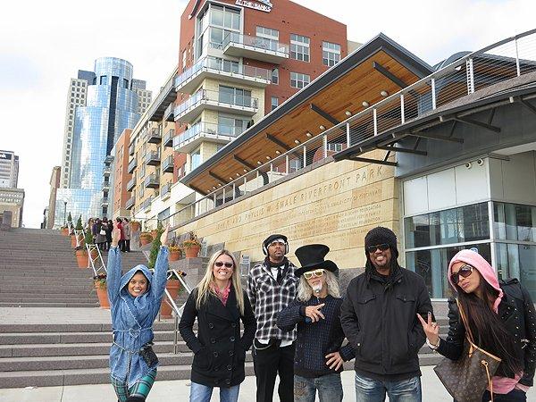 2014-11-01 Liquid Blue Band in Cincinnati OH 010