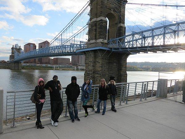 2014-11-01 Liquid Blue Band in Cincinnati OH 011