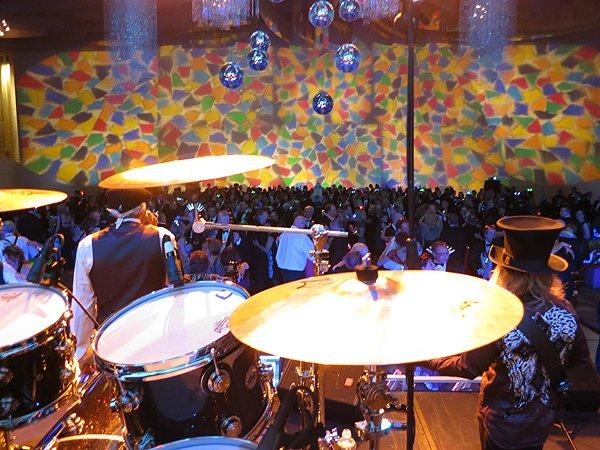 2014-11-01 Liquid Blue Band in Cincinnati OH at Duke Energy Center 017