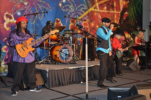 2014-11-08 Liquid Blue Band in San Diego at Sheraton Harbor Hotel 077