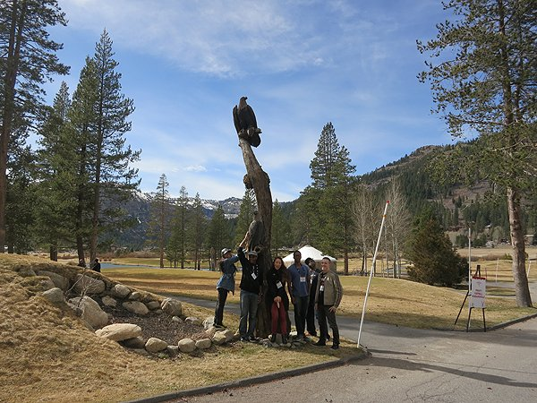 2015-03-21 Liquid Blue Band in Olympic Valley CA 020