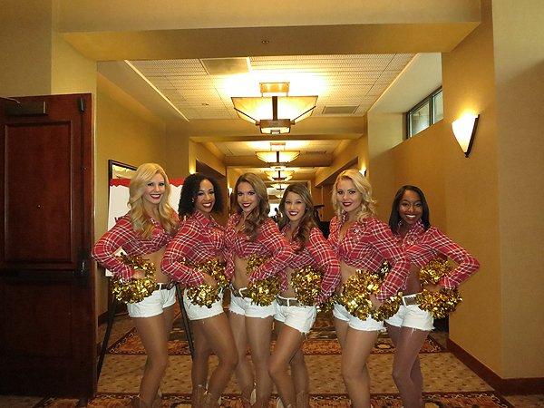 2015-03-21 San Francisco 49ers Cheerleaders