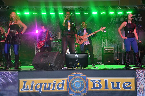 2015-05-29 Liquid-Blue Band in Del Mar CA at San Diego County Fair 020